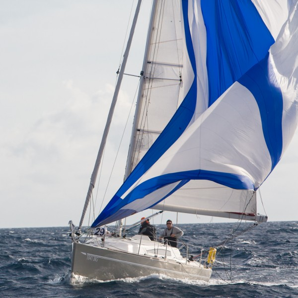 Jabuka 2014 : 24 hr overnight regatta, Croatia